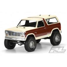 Кузов краулер 1/10 1981 Ford Bronco (313мм)