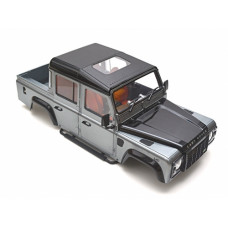 1/10 Land Rover Defender D110 Pickup Hard Plastic Body Kit