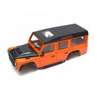 1/10 Land Rover Defender D110 Wagon Hard Plastic Body Kit