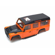 1/10 Land Rover Defender D110 Wagon Hard Plastic Body Kit