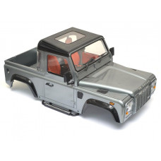 1/10 Land Rover Defender D90 Pickup Hard Plastic Body Kit