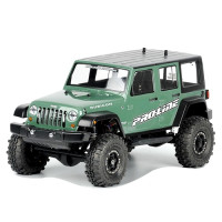 Pro-Line Jeep Wrangler Unlimited Rubicon Clear Body 1/10