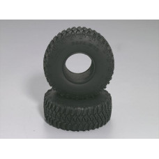 Killerbody 1.55 inch Scale Detail Rubber Tire 3.75 inch Tire: (95x35mm) LC70
