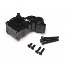 Axial SCX10 Aluminum Center Gearbox - 1 Pc Black