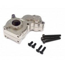 Axial SCX10 Aluminum Center Gearbox - 1 Pc Silver