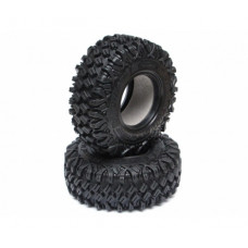 Boom Racing HUSTLER M/T Xtreme 1.9 MC1 Rock Crawling Tires 4.19x1.46 SNAIL SLIME™ Compound W/ 4-Stage Foams (Super Soft) Recon G6 Certified