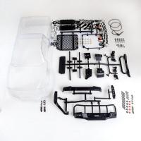 Gmade Komodo Clear Lexan Body Set for 11.3 inch Wheelbase 1/10