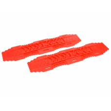 Scale 1/10 Extraction Mud Ladders 1 Pair Red