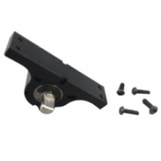 1/14 Aluminum Scale Metal Axle Connector Black