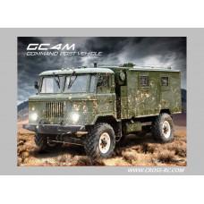 "Cross-RC GC4M ""Шишига"" Командный пункт 1/10 4x4 2 скорости"