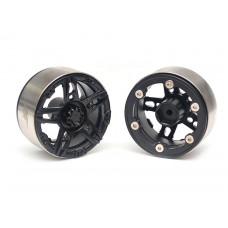 EVO™ 1.9 High Mass Beadlock Aluminum Wheels City Star - (2/Set)