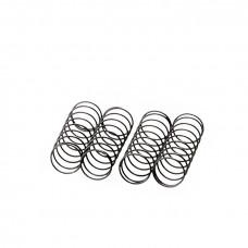 Пружины мягкие Shock spring 7x22mm soft (4)