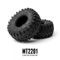 "2.2"" MT2201 Off-road Tires х4"