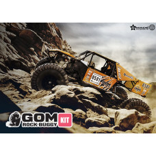 Gmade GOM 1/10 GR01 4WD Rock Buggy Kit