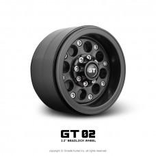 2.2 GT02 beadlock wheels x4
