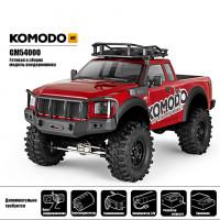Gmade 1/10 GS01 KOMODO Truck 4WD Kit