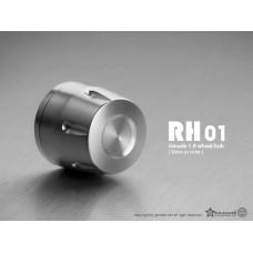 1.9 RH01 wheel hubs (Silver) (4)