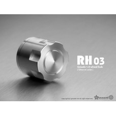 1.9 RH03 wheel hubs (Silver) (4)