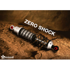 Gmade Team ZERO Shock Silver 104mm (4)