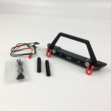 Передний бампер V3 для TRX-4 Axial SCX-10 II