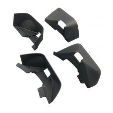Пластиковые подкрылки для AXIAL SCX-10 II Wrangler