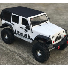 KYX SCX10 II Jeep Wrangler Rubicon 5D 1/10th Scale Electric 4WD – Kit