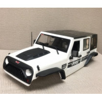 Jeep Wrangler Rubicon 5 doors Body For 1/10 KYX