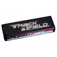 Li-Po Dualsky Hard case Race Edition 7.4v 5200mAh 65C