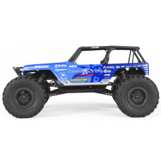 Jeep® Wrangler Wraith-Poison Spyder Rock Racer 1/10th Scale Electric 4WD - RTR