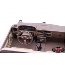 Детализированный салон для RC4WD MOJAVE II TWO DOOR COMPLETE INTERIOR W/METAL DETAILS