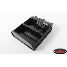 Детализированный салон для RC4WD MOJAVE II 4 DOOR COMPLETE INTERIOR W/METAL DETAILS*
