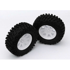 Prowler XS Scale 1.9 Tires x4