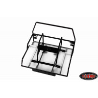 Tube Back half w/ lexan bed for Axial SCX10