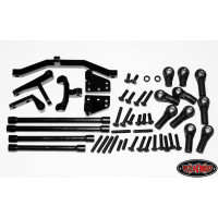 3 Link Kit For Trail Finder 2 Front Axle w/Panhard Setup