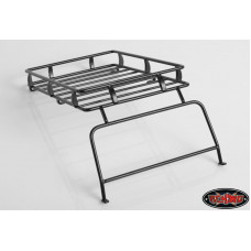 ARB 1/10 Roof Rack with Window Guard for Defender D90 Body