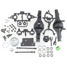 Axial Locked Axle Set AX10/SCX10